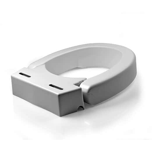 Hinge Toilet Seat Riser