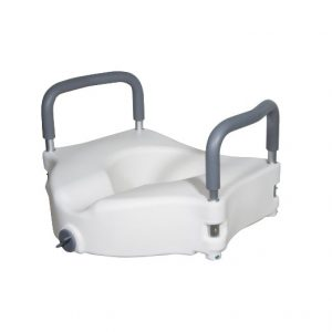 Best Portable Toilet Seat Riser With Handles