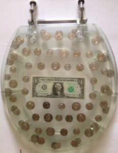 Best Value Real Dollar Money Toilet Seat