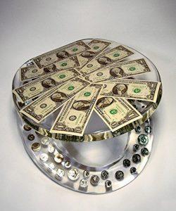 Real US Dollars Money Toilet Seats