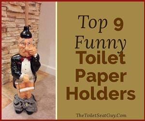 Funny Toilet Paper Holder