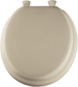 Mayfair Soft Cushioned Padded Toilet Seat