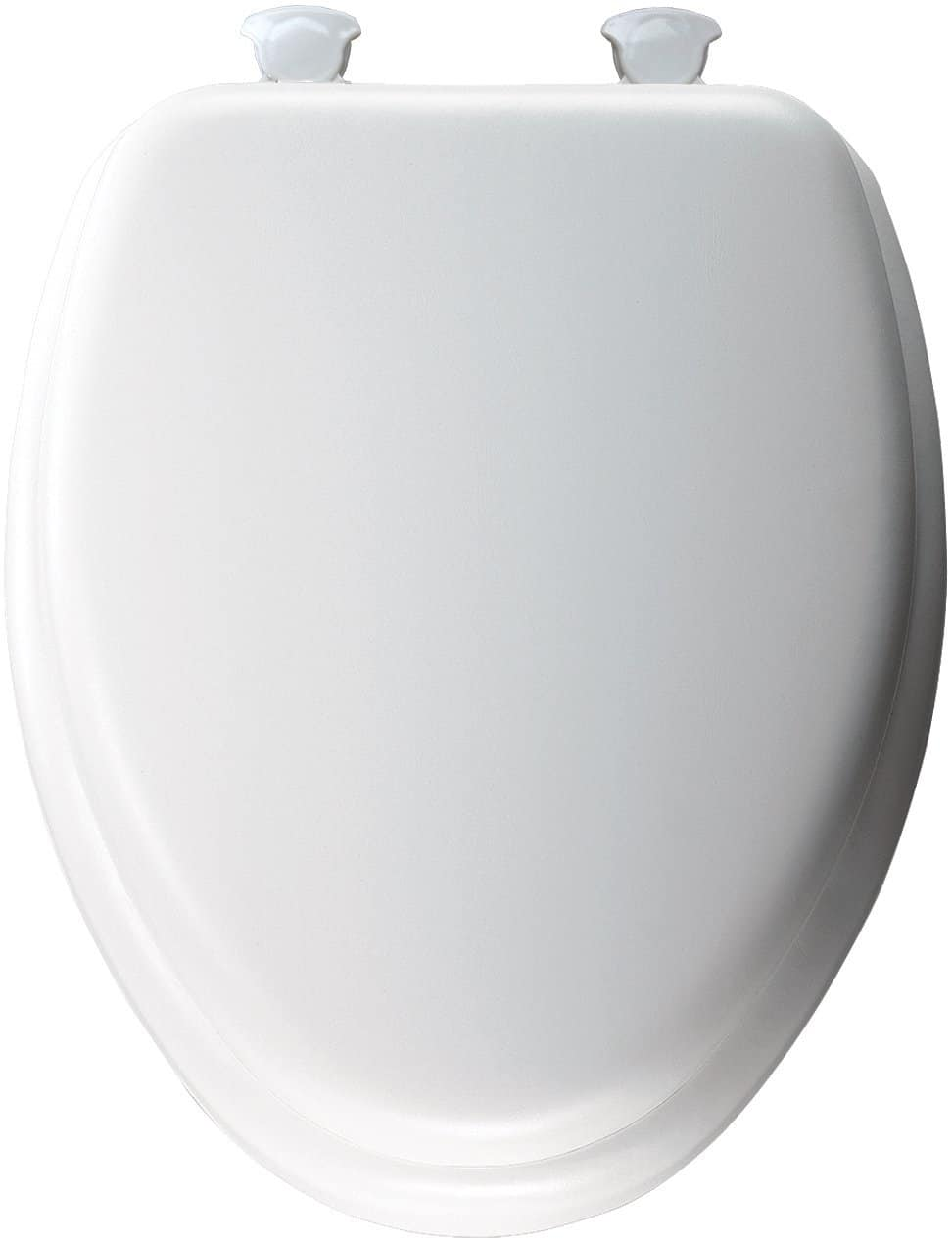 best padded toilet seat elongated and round