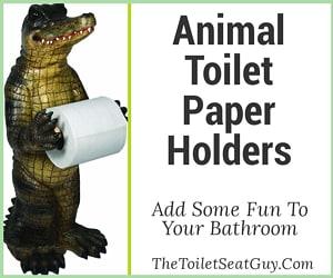 Animal Toilet Paper Holder