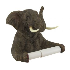 Elephant Novelty Toilet Roll Holder