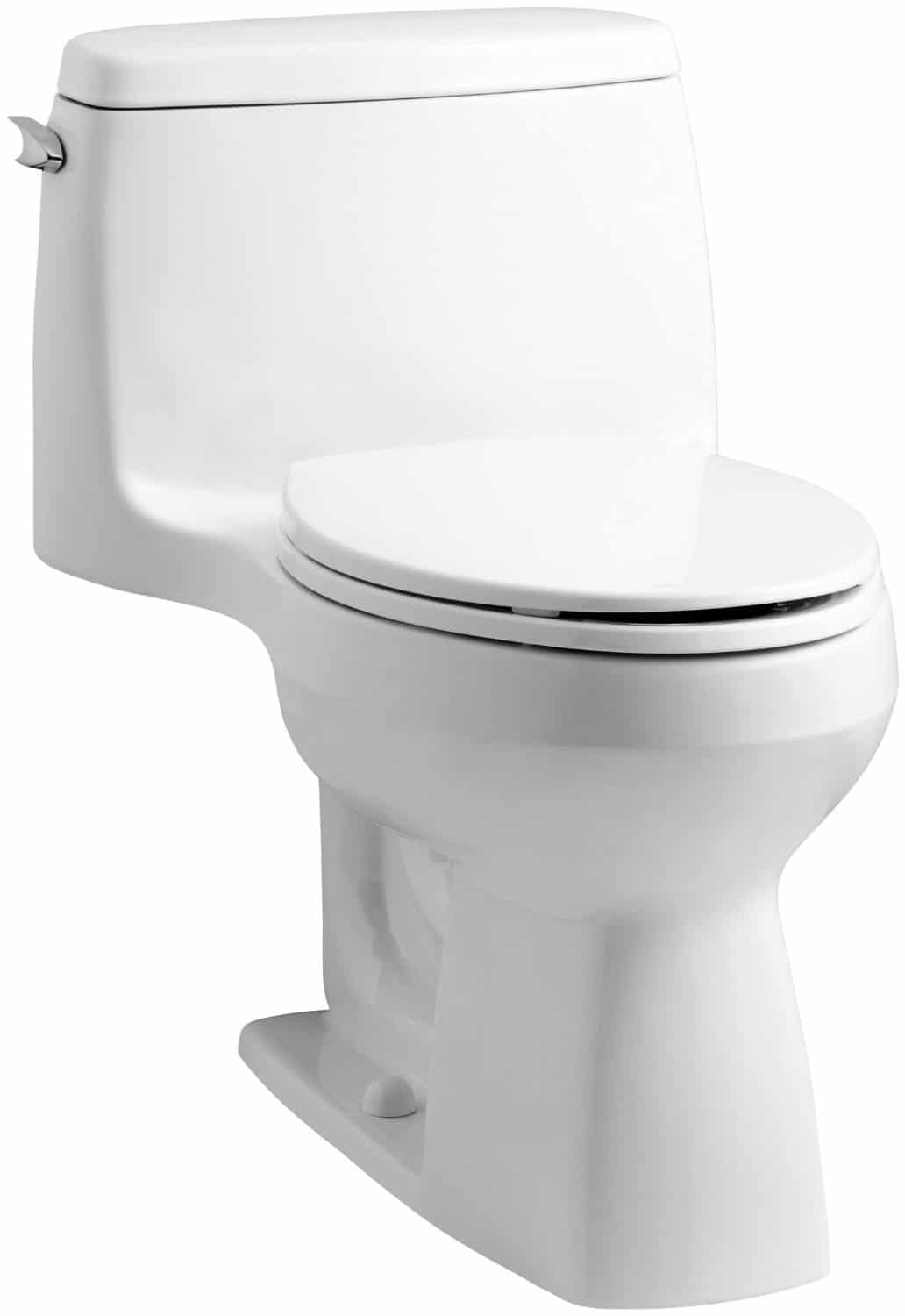 Best compact toilets for small bathrooms reviews the for Best bathrooms reviews