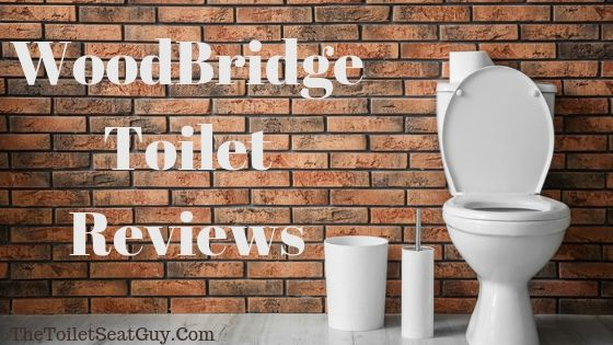 White Toilet In Front Of Brick Wall