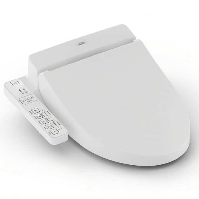 Heated Toilet Seat With Remote Control