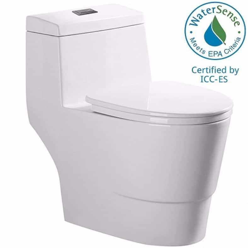 WoodBridge Toilet T-0001