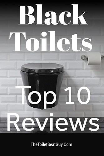 Black Toilets - Top 10 Reviews