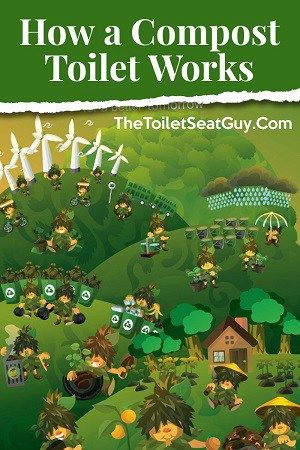 How a Compost Toilet Works