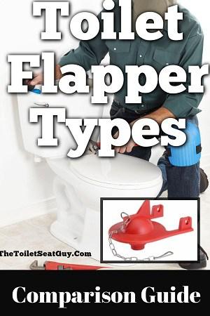 Toilet Flapper Types