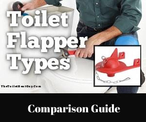 Types of Toilet Flappers
