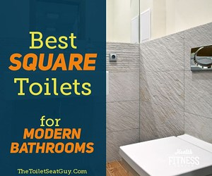 Best Rated Square Toilets