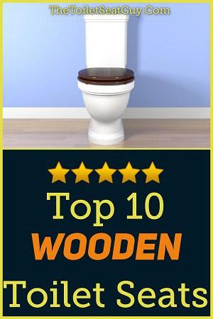 Best Wooden Toilet Seats