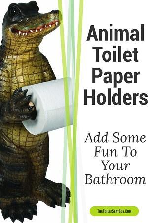Animal Toilet Paper Holders