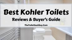 Best Kohler Toilet Reviews